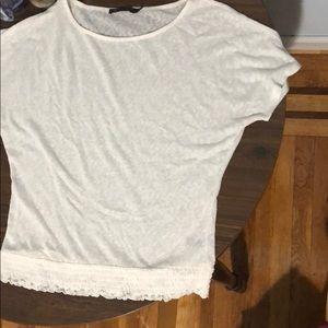 Lightly worn shirt